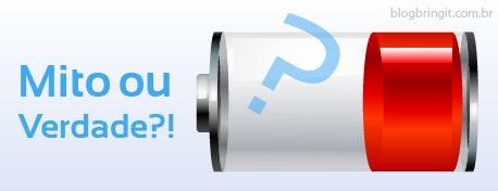 Usar a Bateria até a Carga Final? Mitos e Verdades