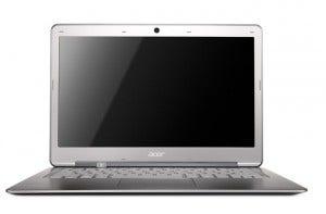 O novo Ultrabook Acer Aspire S3
