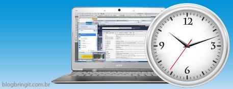O Notebook pode ficar ligado muito tempo?