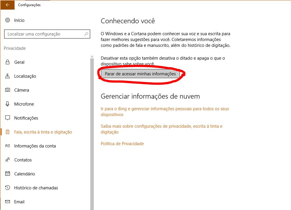 desativar-acesso-informaçoes-cortana-notebook-windows-10