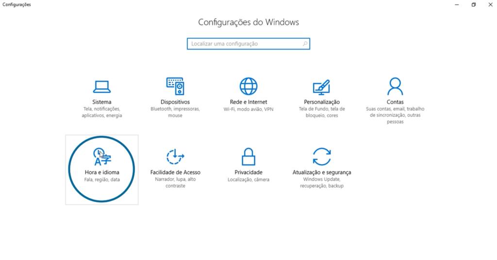 configurar-linguagem-teclado-windows-10-passo-1